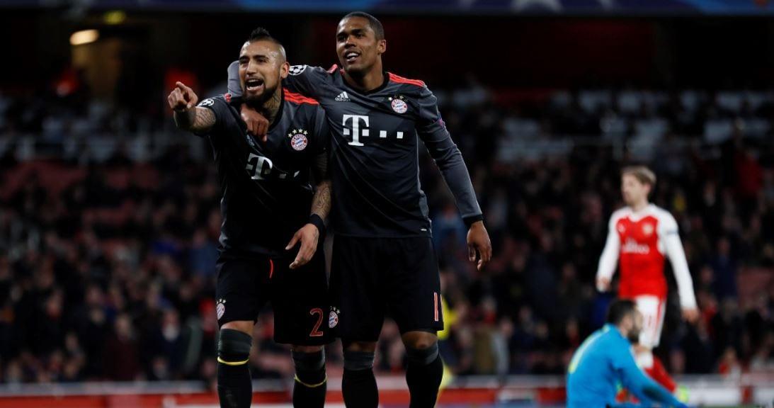 Twitter Rasmi Bayern Munich Memadam Status Troll Ke Atas Arsenal