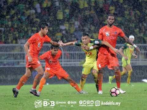 VIDEO: Highlights Liga Super 2017 (Kedah 1-1 PKNS FC)