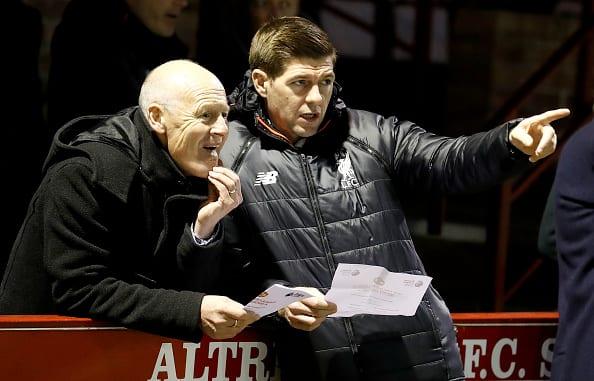Gerrard Dilantik Jadi Pengurus Liverpool U-18, Janji Akan Latih Pemainnya Jadi  ...