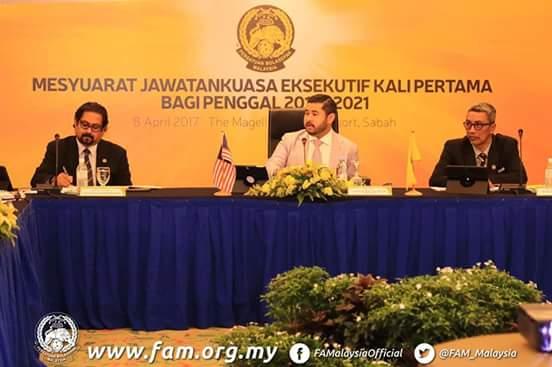 FAM Akan Bayar RM9 Juta Kepada Pasukan-Pasukan Liga M Minggu Hadapan