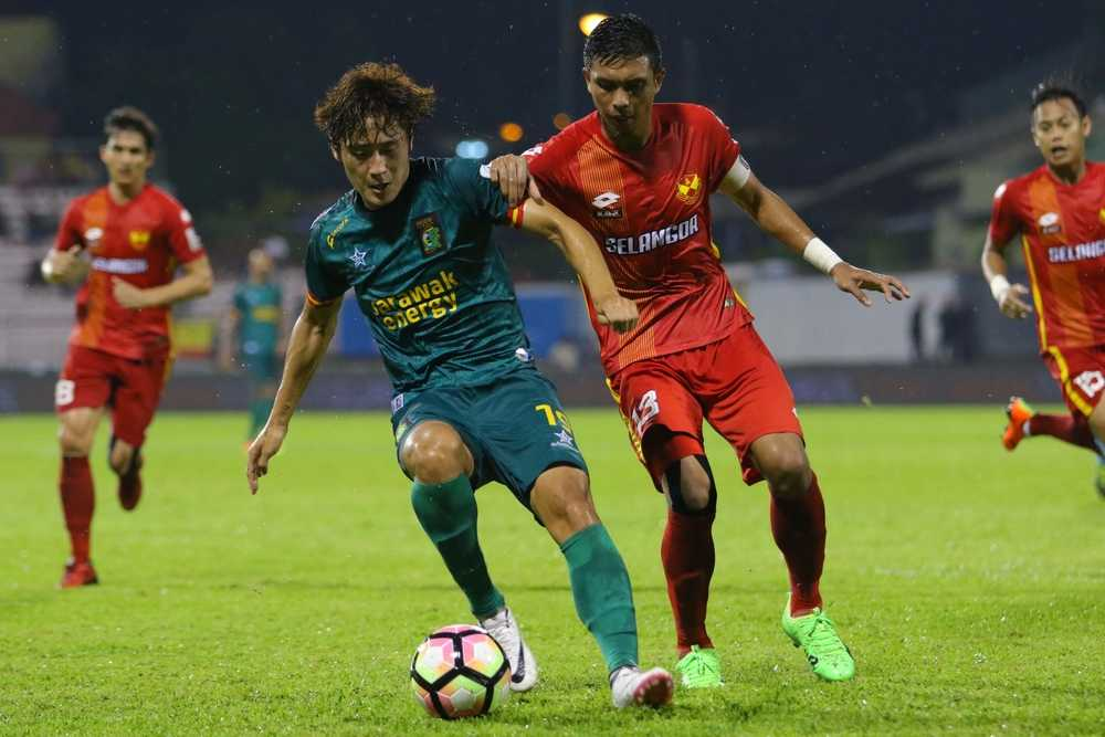 VIDEO: Highlights Liga Super 2017 (Selangor 2-1 Sarawak)