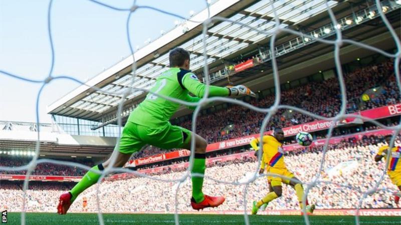 Highlight: Liverpool 1 Crystal Palace 2, Benteke Menghantui The Reds
