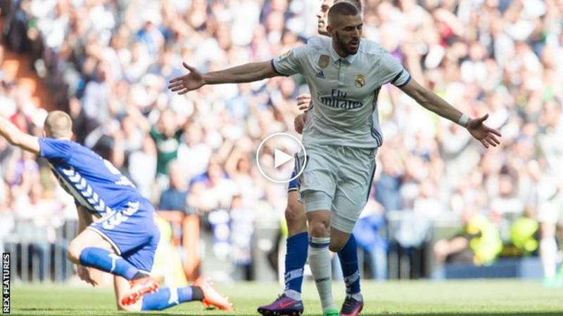 Highlight La Liga: Real Madrid 3 Alaves 0, Isco Dinamik!