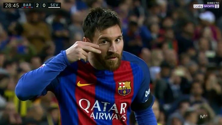 Apa Makna Di Sebalik Cara Lionel Messi Meraikan Gol Ini