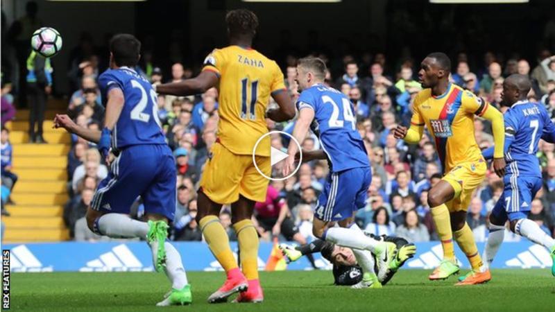 Highlight: Chelsea 1 Crystal Palace, Zaha Cemerlang Di Stamford Bridge
