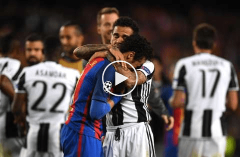 Highlight: Barcelona 0 Juventus 0 (agg. 0-3), Pertahanan Juve Kebal!