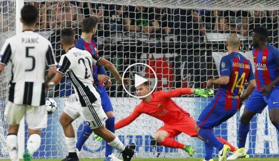 Highlight UCL: Juventus 3 Barcelona 0, Jaringan Kelas Dunia Dybala!