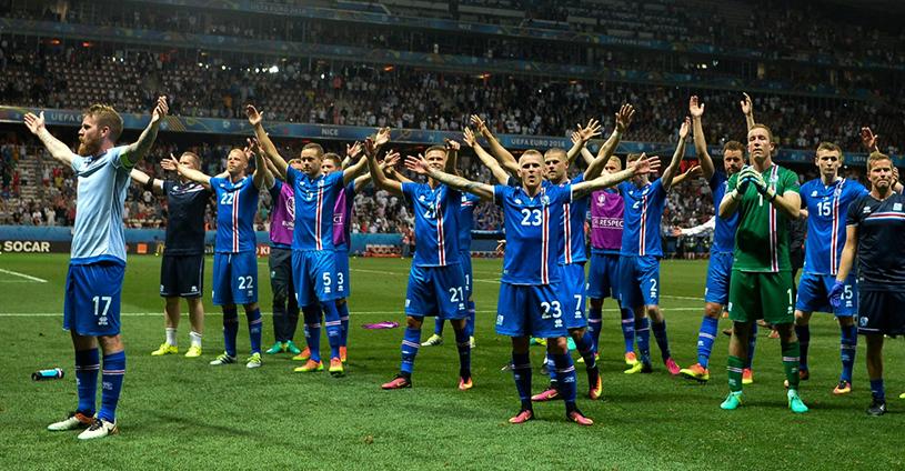 Asal Usul Viking 'Thunder' Clap Iceland Yang Bukan Berasal Dari Iceland