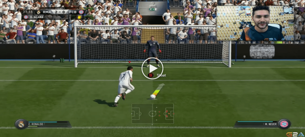 VIDEO: Tutorial Cara Mengambil Sepakan Penalti Dengan Baik Di FIFA 17