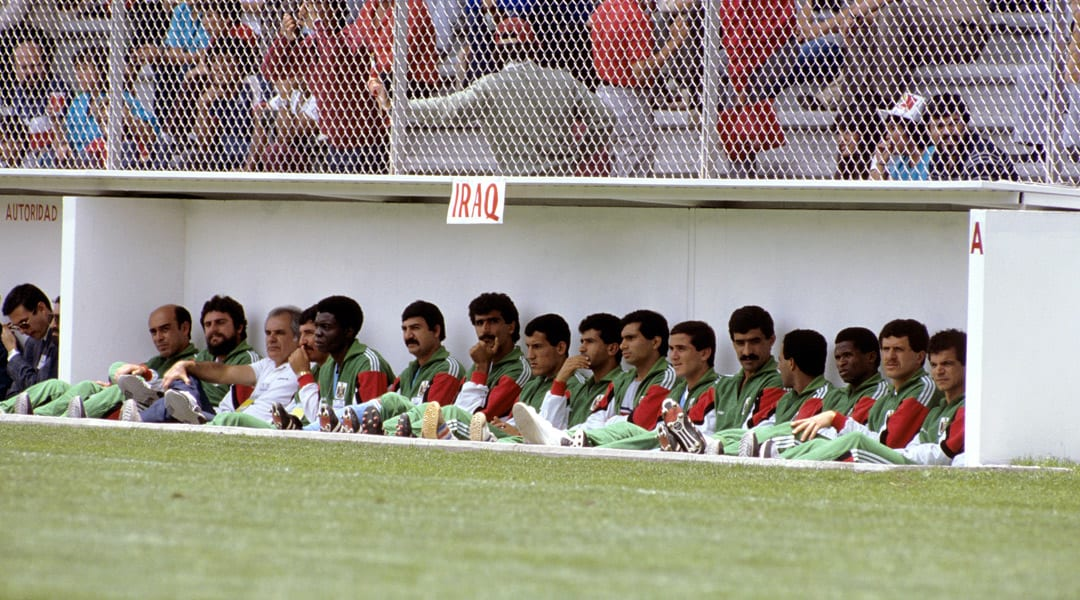 Bekas Pemain Bola Sepak Iraq Berkongsi Kisah 'Didera' Anak Saddam Hussein