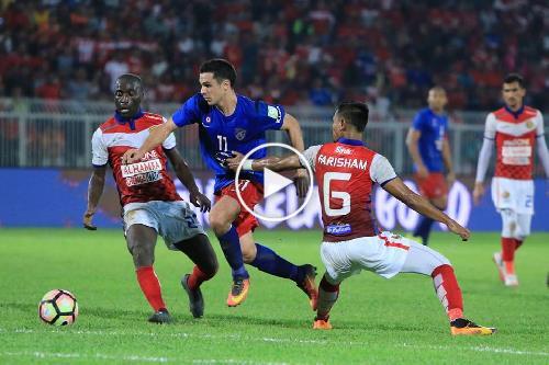 Highlight: Kelantan 2 JDT 3, Harimau Selatan Bangkit Dari Ketinggalan 2 Gol
