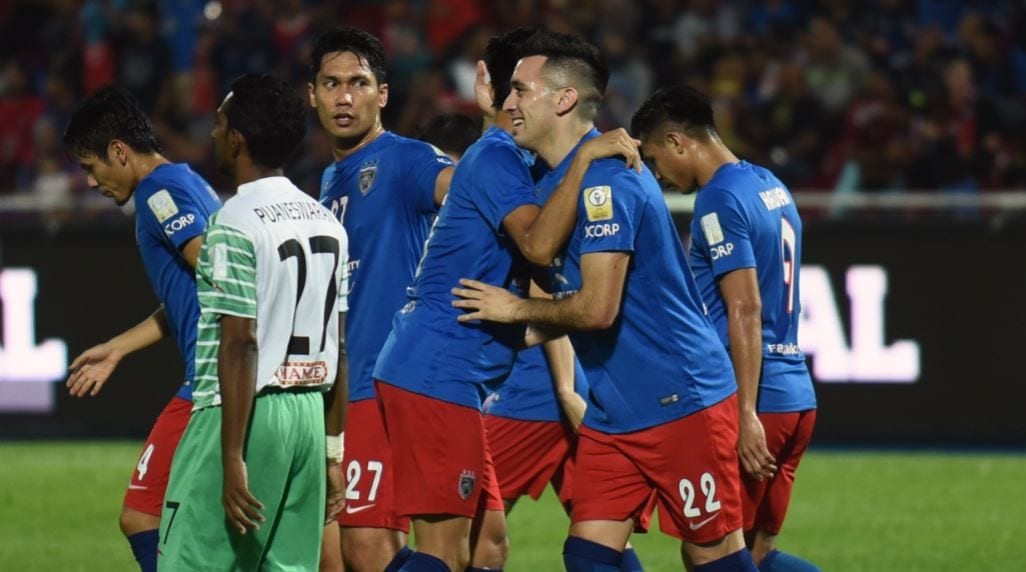 Analisis Taktikal MSL 2017: Angka 7 Jadi Talian Hayat Mora, Melaka United  ...