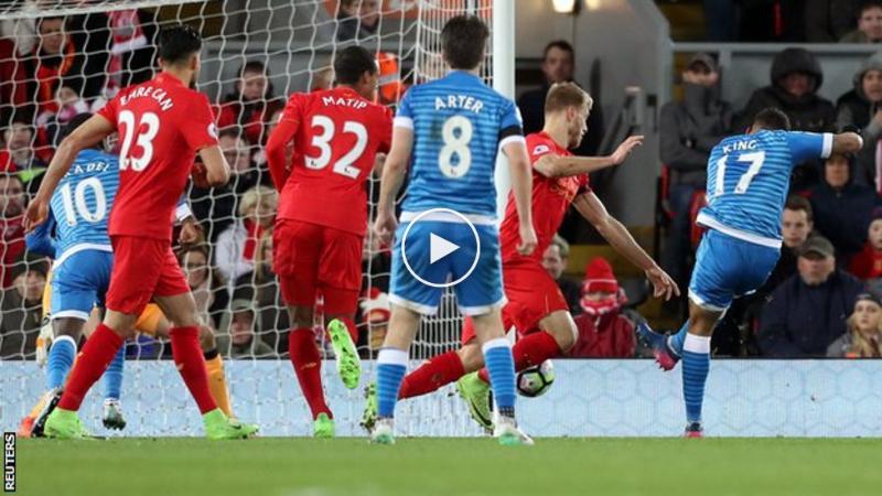 Highlight: Liverpool 2 Bournemouth 2, Cherries Curi 1 Mata Di Minit Akhir