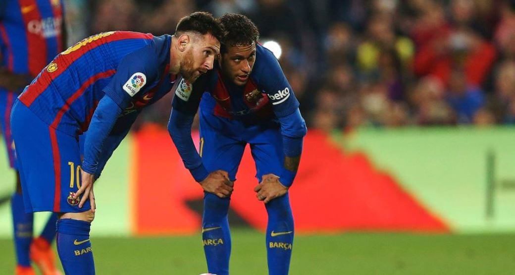 Neymar Mahukan Coutinho, Tetapi Messi Mahukan Dybala