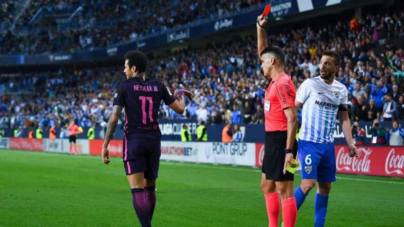 FA Sepanyol Tolak Rayuan Barcelona, Neymar Kekal Digantung 3 Perlawanan