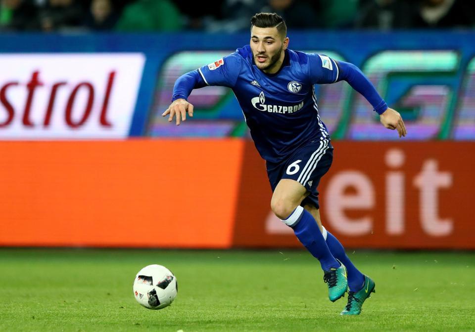 Pertahanan Kiri Bosnia, Sead Kolasinac Sertai Arsenal Secara Percuma