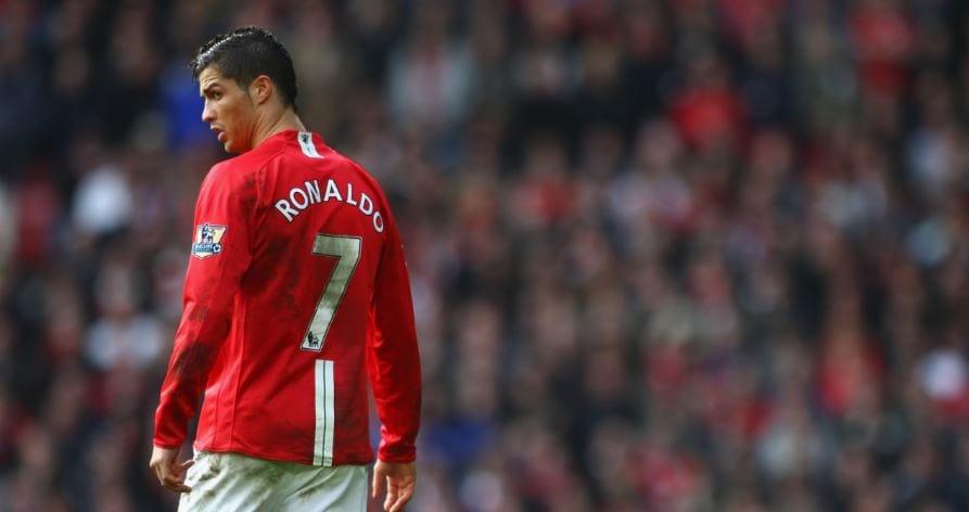 Cristiano Ronaldo Terkejut Ketika Sir Alex Mahukannya Memakai Jersi Nombor 7