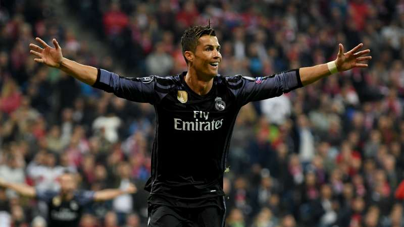 Statistik: Ronaldo Pecah Rekod Lagi, Catat 100 Gol Dalam Pertandingan Kelab UEFA
