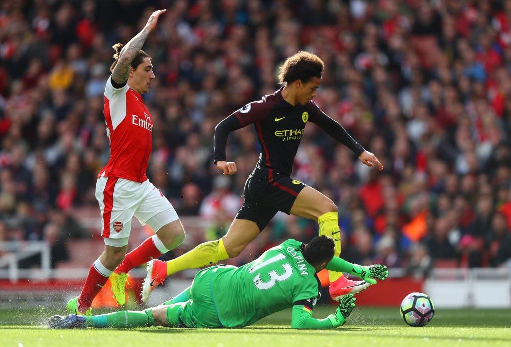 5 Perkara Dari Arsenal vs Manchester City (2-2) Di Emirates