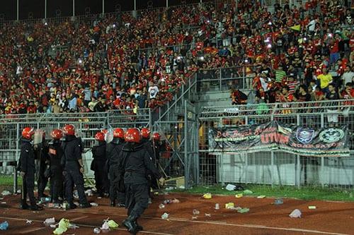 FMLLP Tegaskan Isu Keselamatan Penonton Tanggungjawab Setiap Pasukan!