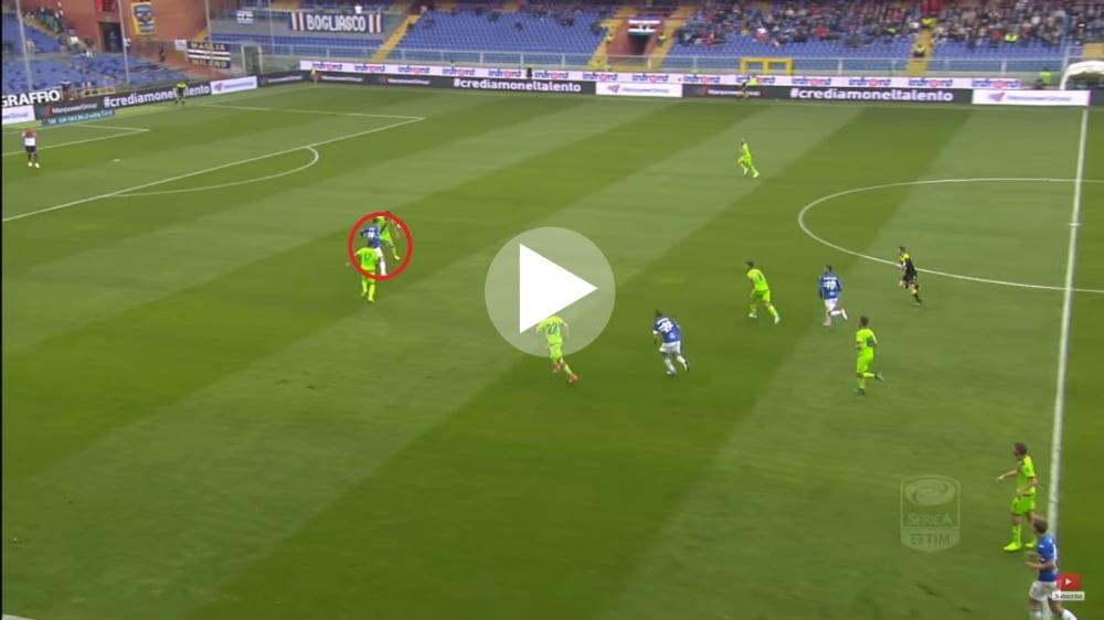 VIDEO: Pemain Sampdoria Ini Cipta Semula Gol Ikonik Dennis Bergkamp Ketika  ...