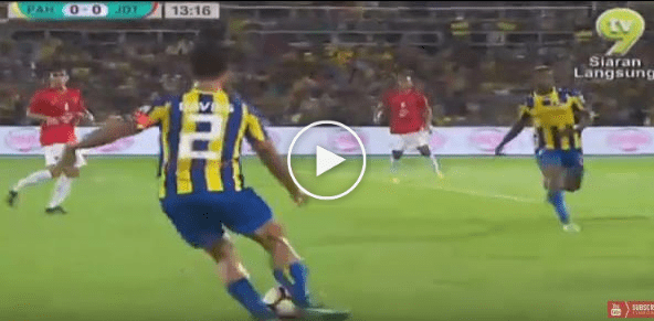 Highlight: Pahang 3 JDT 1 (Piala FA), Syamim Cemerlang Dan Dipilih MOTM!