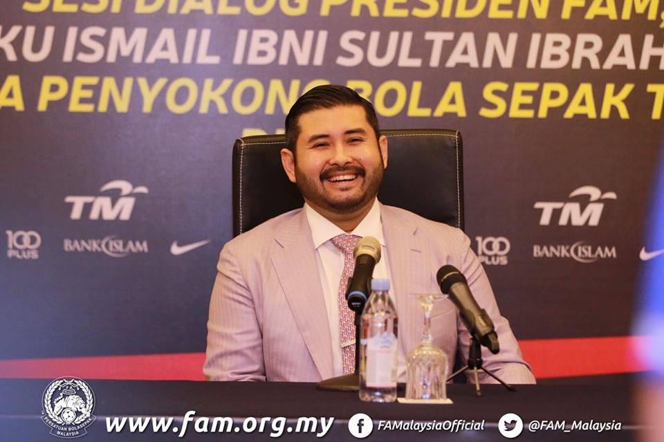 Presiden FAM Ingatkan Semua Pasukan Liga Malaysia Bayar Gaji Pemain Sebaik  ...