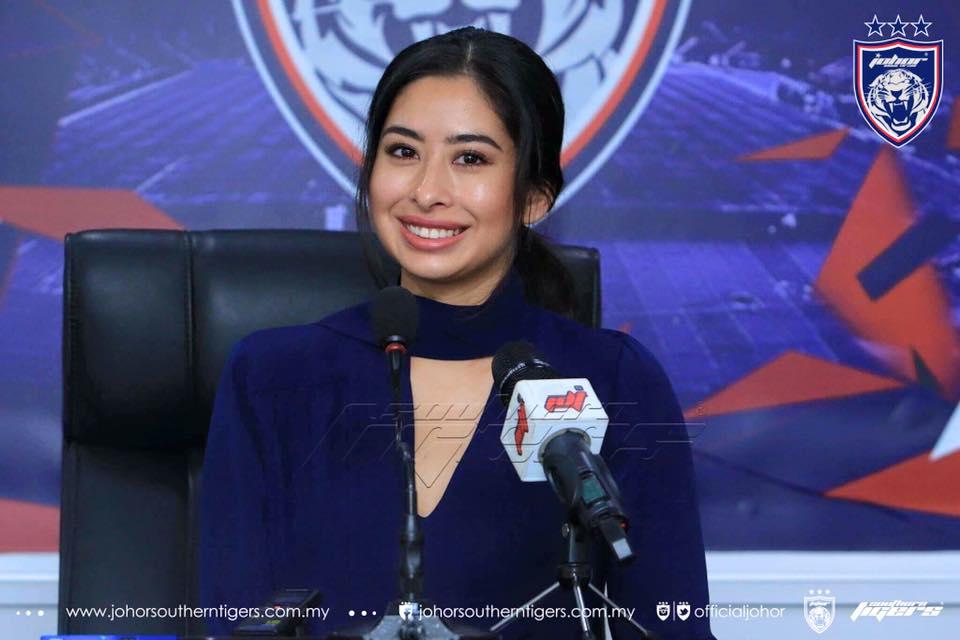 Tun Aminah Minta TMJ Tidak Terlalu Lama Jadi Presiden FAM