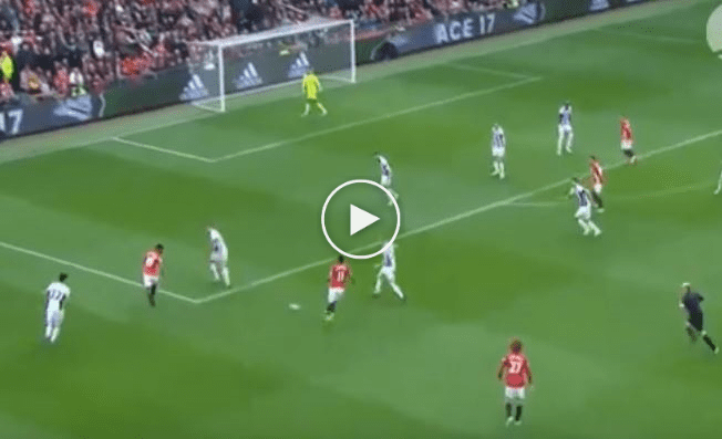Highlight: Manchester United 0 West Brom 0, Foster Cemerlang Di Gawang!