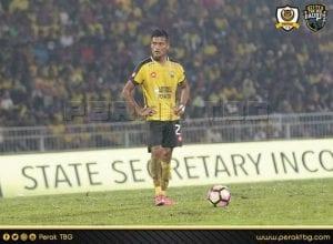 Sarawak Ikat Perak Tanpa Jaringan Di Stadium Perak, Ipoh