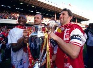 Tony Adams Dedah Wenger Halang Hasratnya (Dan Vieira) Berbakti Kepada Arsenal