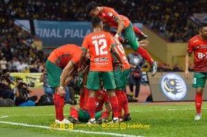Laporan Perlawanan Akhir Piala FA 2017: Kedah Juara, Pahang Gagah Dengan 10  ...