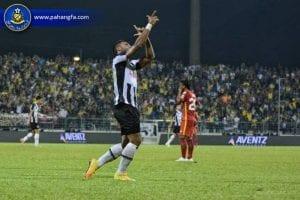 Kepulangan Andik & Amri Dirosakkan Alves, Selangor Tumbang 0-2 Kepada Pahang