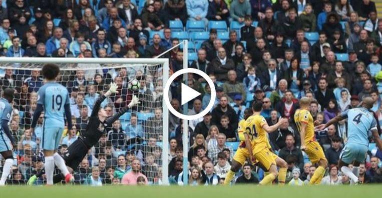 Highlight: Man. City 5 Crystal Palace 0, Aksi Dominan City
