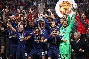 Dengan Kejuaraan Europa League, Manchester United Pasukan Ke-5 Lengkapkan  ...