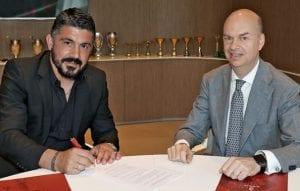 Gattuso Kembali Ke San Siro Sebagai Jurulatih Skuad Belia, Milan Primavera