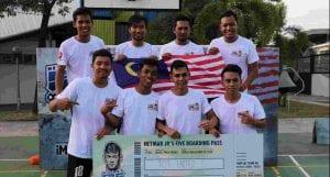 Tot United Johan Neymar Jr's Five 2017 Peringkat Kebangsaan, Akan Ke Brazil