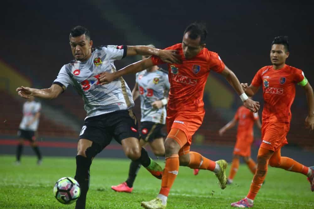 Sarawak Ikat Selangor Di Kuching, Kedah Dinafikan 3 Mata Oleh PKNS FC