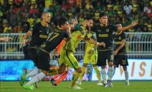 Previu Separuh Akhir Ke-2 Piala FA 2017: Midfield Terengganu Perlu Sekat Liridon