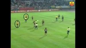 Kenapa Ada 2 Pengadil Diatas Padang Ketika Perlawanan Akhir Piala Malaysia 1999?