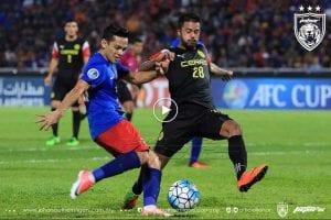 VIDEO: Highlights Piala AFC 2017 (JDT 3-2 Ceres Negrors)