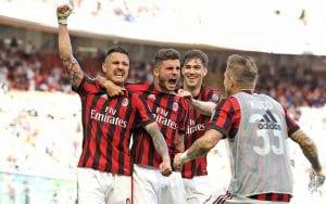 Selepas 3 Tahun, AC Milan Kembali Juga Ke Saingan Bola Sepak Eropah!