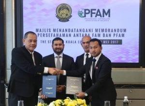 TMJ Gesa Pasukan Supaya Jangan Halang Kebebasan Pemain Sertai PFAM