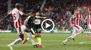 Highlight: Stoke 1 Arsenal 4, The Gunners Cemerlang Di Britannia