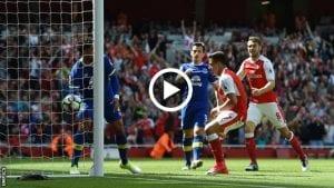 Highlight: Arsenal 3 Everton 1, Arsene Wenger Gagal Bawa Arsenal Ke UCL Buat  ...