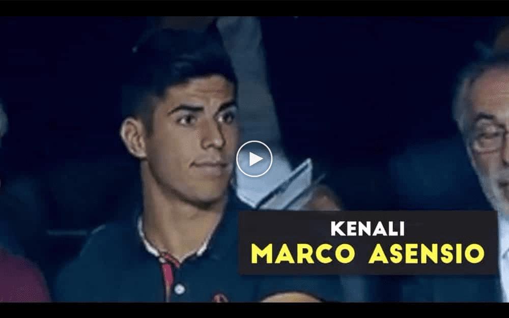 Kenali Marco Asensio: Prospek Muda Terhangat Real Madrid