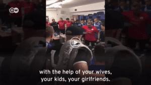 VIDEO: Ucapan 'Berapi' Jurulatih Ini Beri Inspirasi Kepada Pasukan Beliau