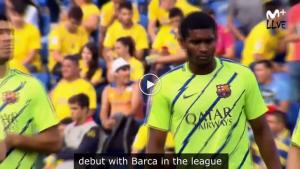 VIDEO: Kisah Bagaimana Marlon Memperoleh Penampilan Pertama Bersama Barcelona