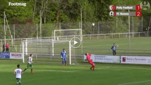 VIDEO: Pemain Ini Jaringkan Gol Sendiri Yang Paling Cantik!