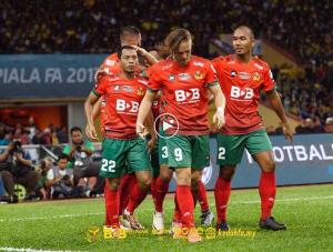 VIDEO: Highlights Akhir Piala FA Malaysia 2017 (Pahang 2-3 Kedah)